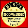 AM Best Recommended Lawyers Logo