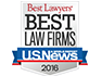 2016 Best Law Firms Badge logo thumbnail
