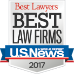 Barnwell Whaley 2017 Best Law Firms logo badge