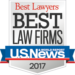 2017 Barnwell Whaley Best Law Firms Badge