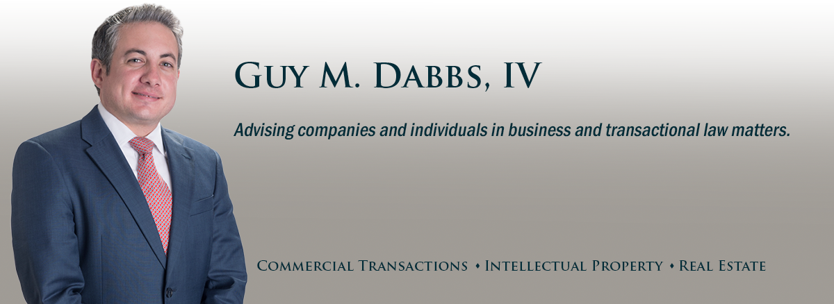 header image of Guy Dabbs Barnwell Whaley Associate Attorney