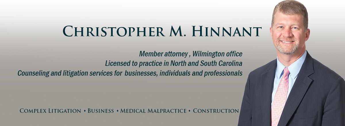 header image of attorney Chris Hinnant