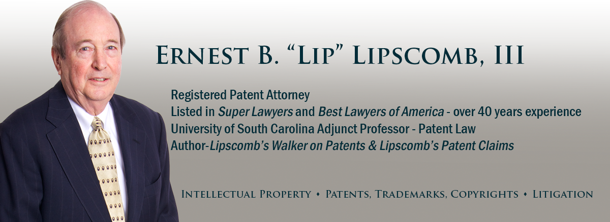 header image for attorney Ernest Lip Lipscomb, III