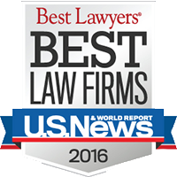2016 Barnwell Whaley Best Law Firms Badge