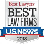 Best Law Firms of America 2018 logo