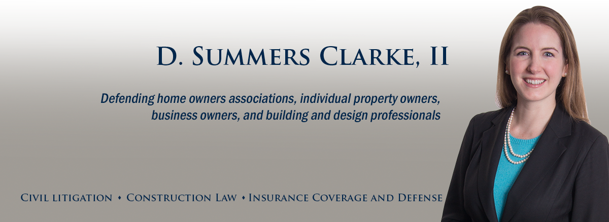 header image of Barnwell Whaley attorney D. Summers Clarke for bio page