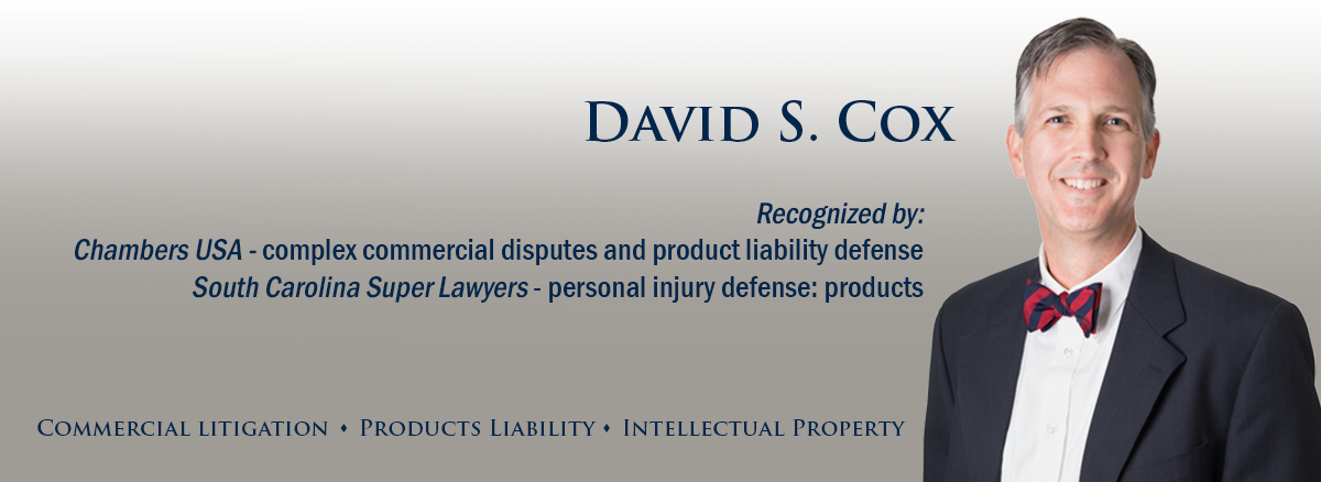 header image of Barnwell Whaley attorney David Cox for bio page
