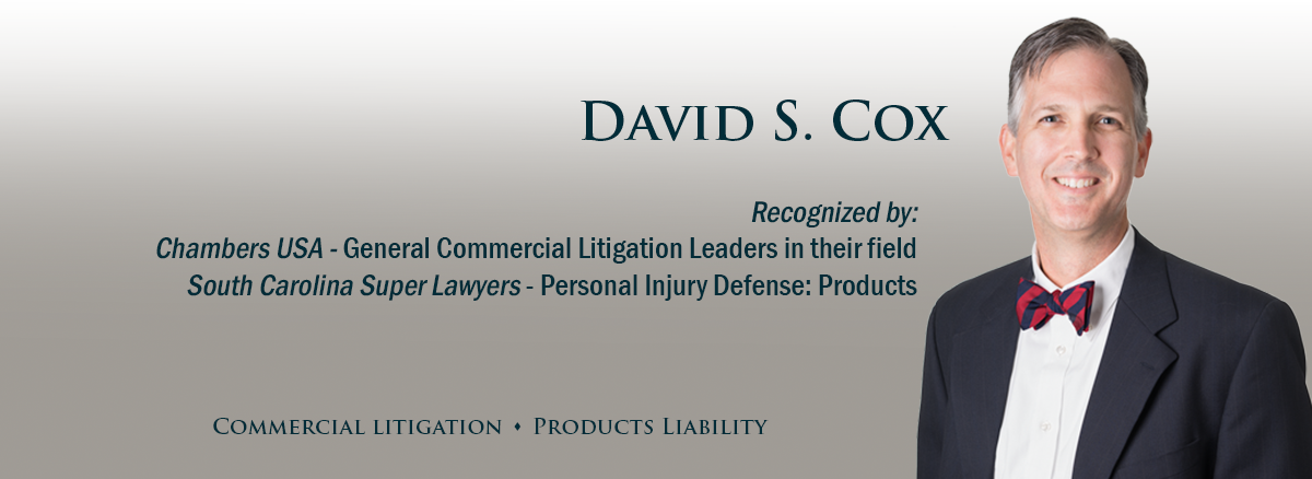 header image for attorney David Cox
