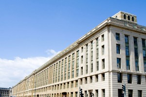 image of USDA building to illustrate administrative law practice area