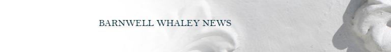 graphic image for Barnwell Whaley News headline