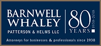 Barnwell Whaley Law Firm