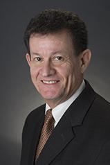 headshot of Charleston patent attorney B.C. Killough