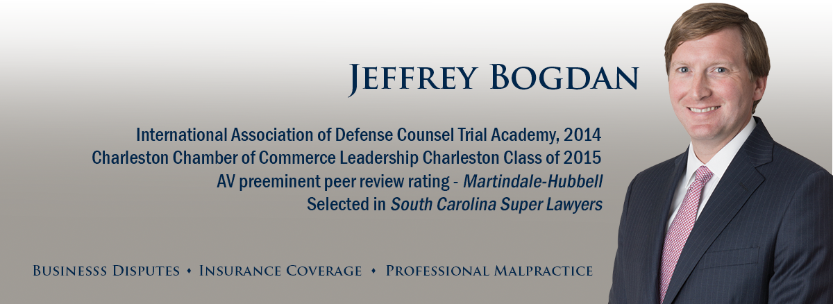 header image of Barnwell Whaley attorney Jeff Bogdan for bio page
