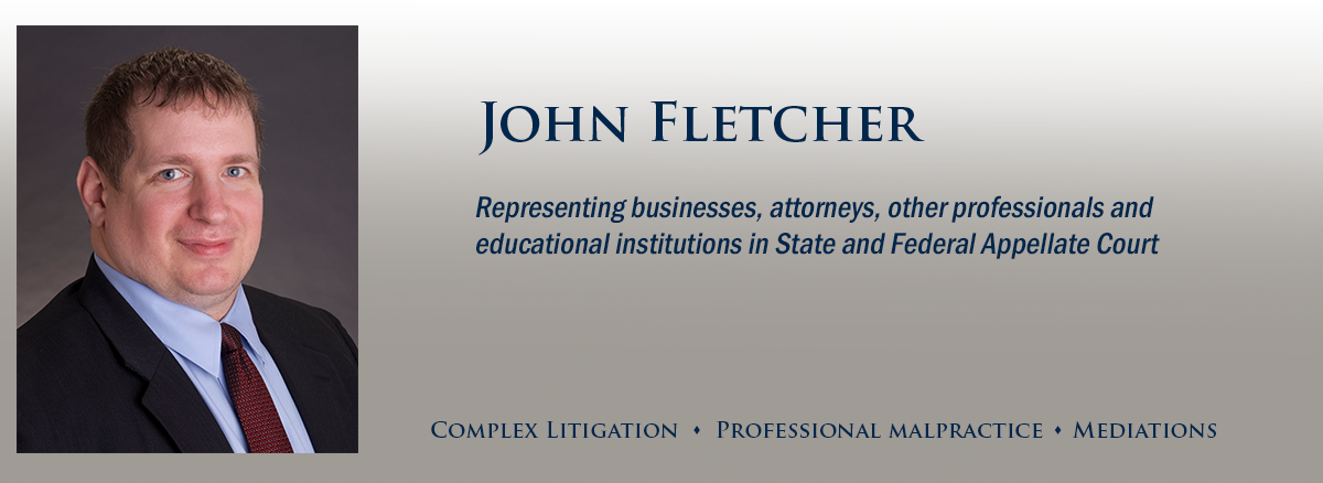 header image of Barnwell Whaley attorney John Fletcher for bio page
